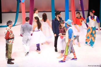 As You Like It, FSU/Asolo Conservatory, Photo by Frank Atura