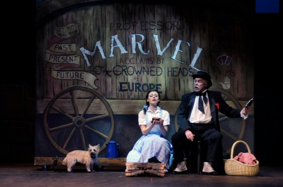 The Wizard of Oz, The Grand Theatre, Photo by Steve Fidel