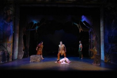 Peter Pan, The Egyptian Theatre