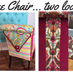 Diy Reupholster Living Room Chair Coastal Rooms Houzz A Dining Kim S Upholstery Upholstered Twins Or Not