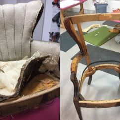 Reupholstering A Chair Queen Anne Chairs For Sale Is It Worth The Cost To Reupholster Kim S Upholstery Tear Down Dirty Job But Necessary In Process Of