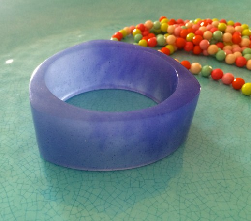 Periwinkle Bangle By Kim Taitano