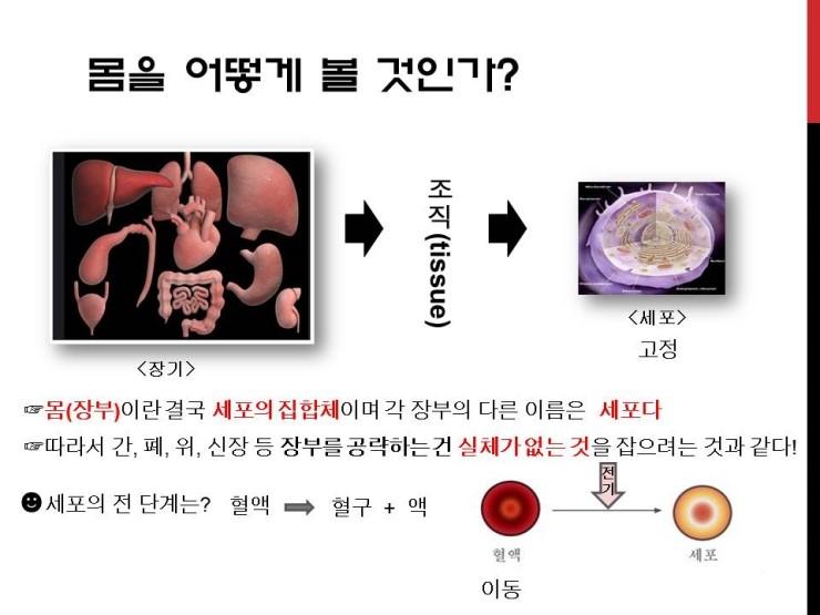 body 몸을 살리는 공식(몸살공)   왜 아플까? 의 원인과 답을 찾다!