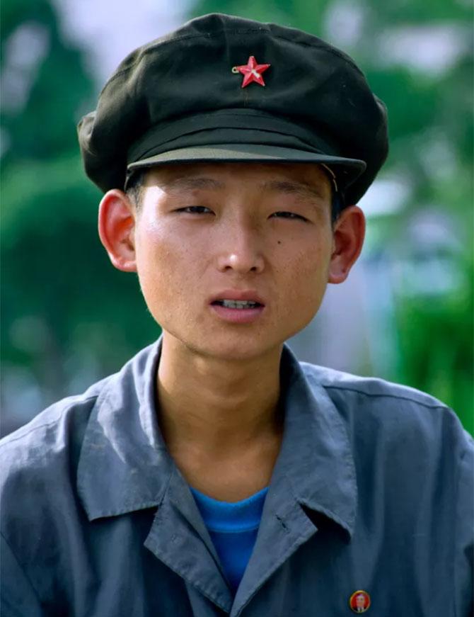 북한사진3 촬영이 금지된 북한풍경을 찍은 여행 사진작가의 작품