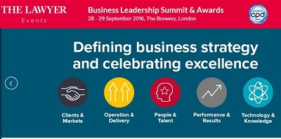 The Lawyer Business Leadership 2016