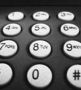 business relationships with telephones