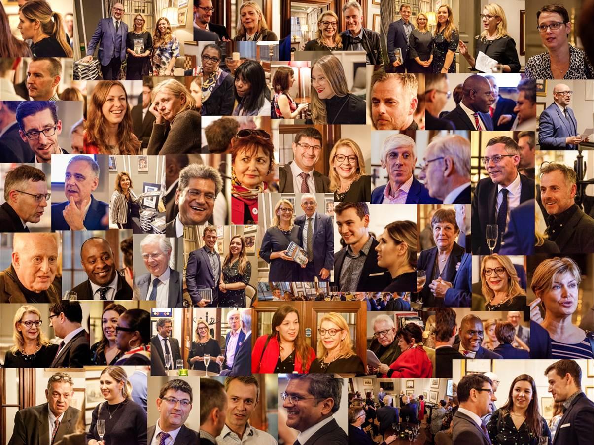 Better Business Relationships Book Launch Bloomsbury October 2018