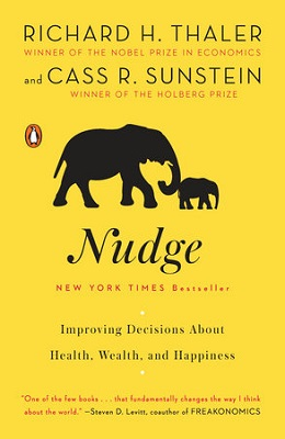 Book review: Nudge: Improving decisions about health, wealth and happiness by Richard H Thaler and Cass R Sunstein