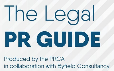 Book Review: The Legal PR Guide – Gaining buy-in to law firm media relations