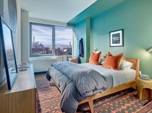 Corner 1 Bedroom in the Heart of Hudson Yard! NO FEE photo