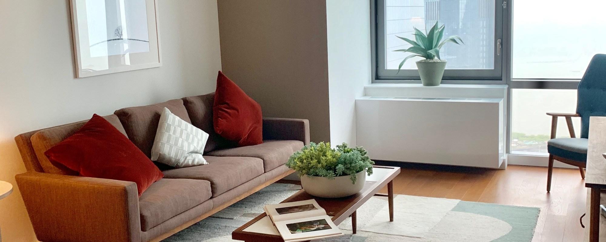 luxury hudson yards apartment