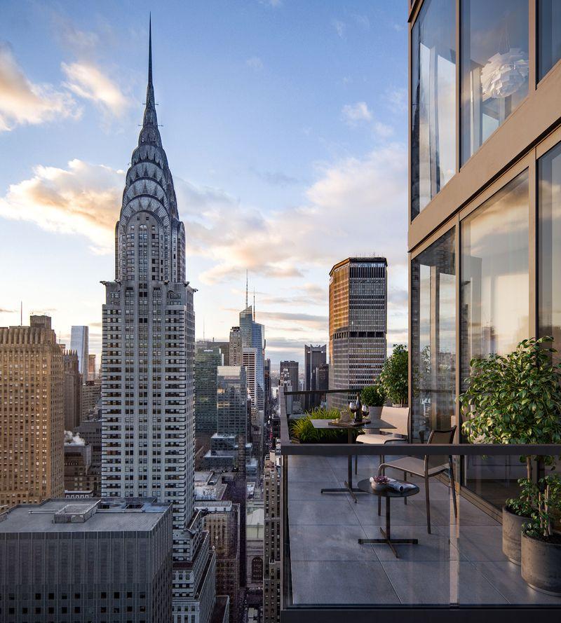Midtown East Apartment Rentals