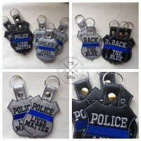 Bag Tags + Key Fobs