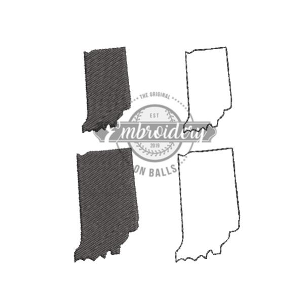 States-Indiana