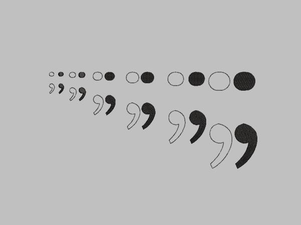 Semicolon Story