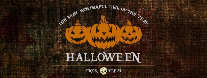 FREE Halloween Facebook Set