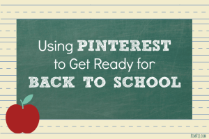 Back to School on Pinterest. Discover Tips and Resources available for Back to School on Pinterest at KimVij.com