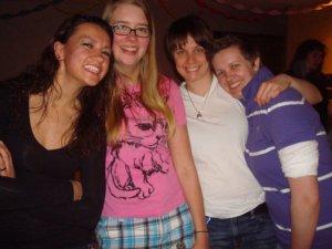 Lesbians!