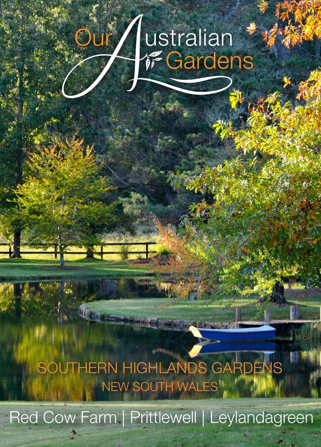 Southern Highlands Gardens DVD