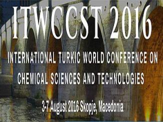 71bfe 2. uluslararasc4b1 tc3bcrk dc3bcnyasc4b1 kimya bilimleri ve teknolojileri konferansc4b1 3 ac49fustosda bac59flc4b1yor