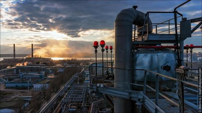 ABD kimya endüstrisinin üretim hacmi COVID 19 etkileri nedeni ile bu yıl 33 düşecek