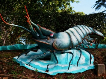 Prawn or Lobster