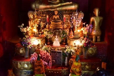 Buddhas - Display for Prayers