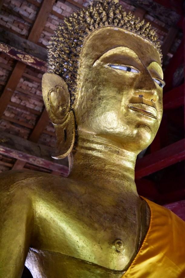 Buddhas at Wat Phak Khan