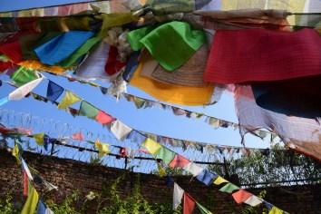 Buddhist Chant - Flags