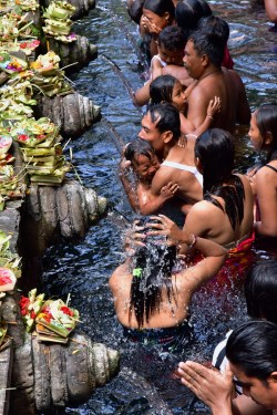 Pura Tirta Empul - The blessing journey