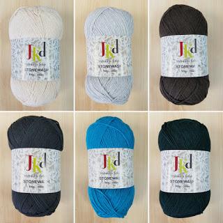 crochet stonewash yarn warana