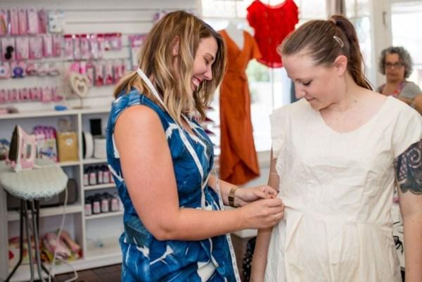 dressmaking fit to flatter classes warana