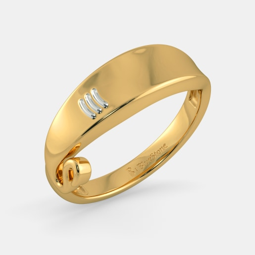 Most Popular Jewelry Gold Ring Design For Girls