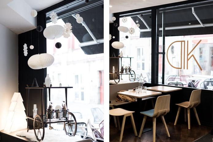 Décoration duRestaurant Kitchen Dada à Bayonne