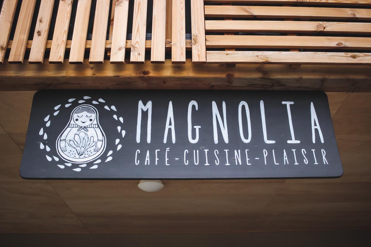restaurant Magnolia Café à Soorts-Hossegor