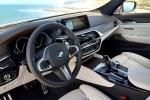 Interior of BMW 6 Series, 2018 BMW 640i xDrive