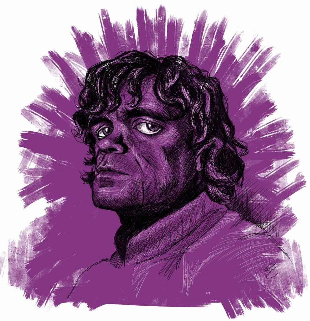 Tyrion Portrait - Game of Thrones