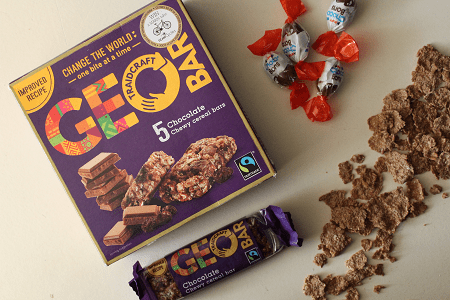 chocolate geobar