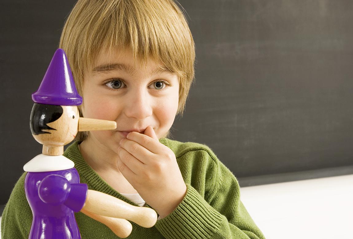Ребенок врет: что делать? Мнения детских психологов - 1