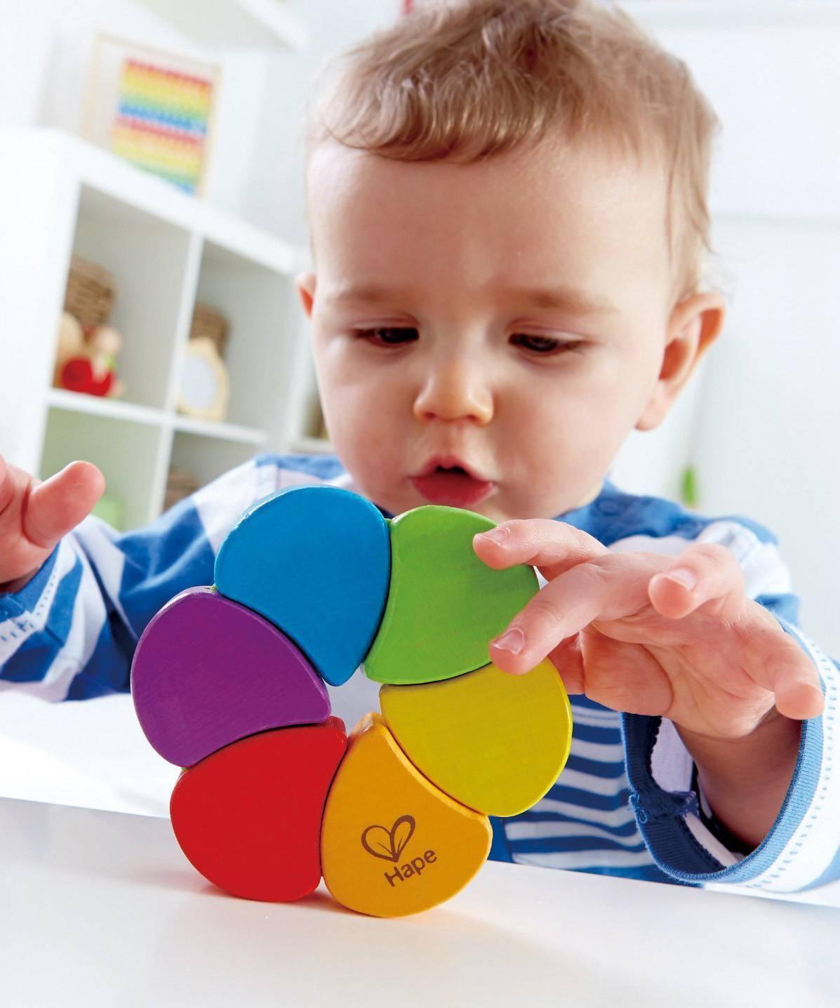 Как и с какого возраста начинать изучать цвета с ребёнком - 1