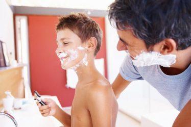 Когда начинать бриться подростку - 5