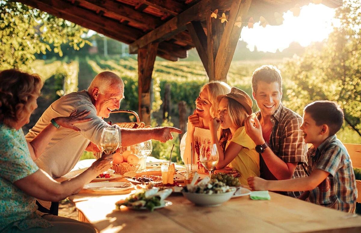 Семейные ритуалы: зачем они нужны - 1
