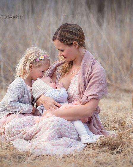 Как отучить малыша от грудного вскармливания - 1