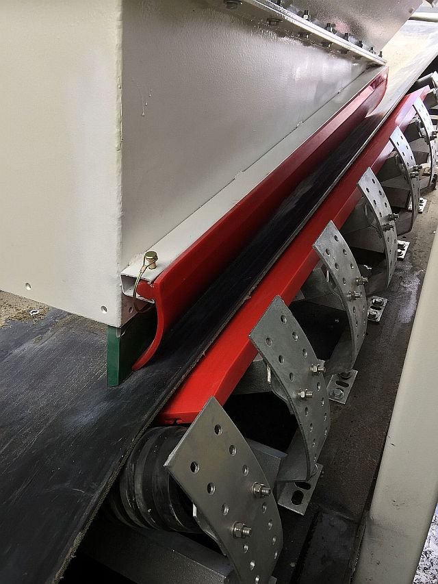 K Snap Loc Dust Seal To Correct Conveyor Spillage Kinder