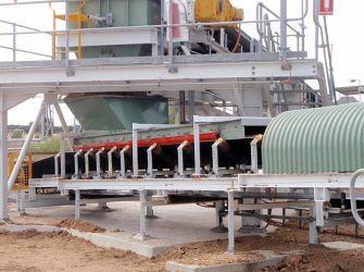 Conveyor Dust Control