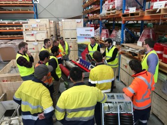 Conveyor Improvement Training