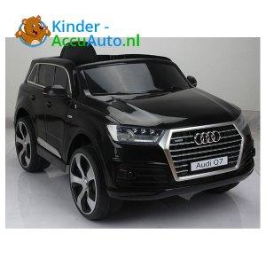 Audi Q7 S-Line Zwart Kinderauto 1