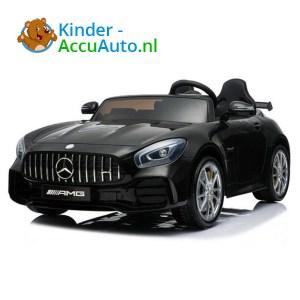 Mercedes GTR AMG kinderauto Zwart 1