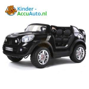 Mini Cooper Kinderauto Zwart 1