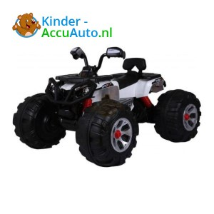 Kinderquad Monster ATV Wit 1